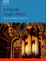 Purcell Organ Album Henry Purcell Partition Orgue - laflutedepan.com