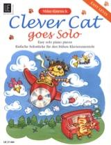 Mike Cornick - Clever Cat Goes Solo - Partition - di-arezzo.fr