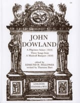 John Dowland - A Pilgrimes Solace / 3 Songs From A Musicall Banquet - Sheet Music - di-arezzo.com