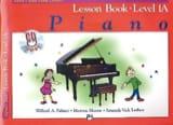 Palmer / Manus / Lethco - Lesson Book Level 1a - Partition - di-arezzo.fr