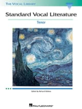 Standard Vocal Literature. Ténor - Partition - laflutedepan.com