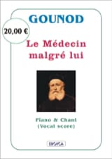 Charles Gounod - The doctor despite Himself - Sheet Music - di-arezzo.com