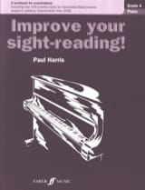 Paul Harris - Improve Your Sight-Reading Grade 4 - Sheet Music - di-arezzo.co.uk