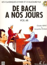 de Bach à nos Jours - Volume 4B DE BACH A NOS JOURS laflutedepan.com