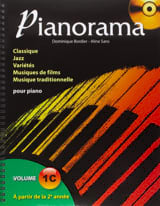 Pianorama 1C Partition Piano - laflutedepan.com