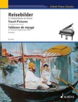 Tableaux de Voyage Partition Piano - laflutedepan.com