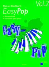Easy Pop Volume 2 Daniel Hellbach Partition Piano - laflutedepan