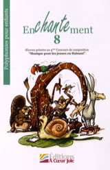 Enchantement 8 - Partition - Chœur - laflutedepan.com