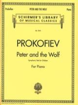 Pierre et le Loup - Sergei Prokofiev - Partition - laflutedepan.com