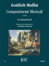 Gottlieb Muffat - Componimenti Musicali 1739 - Partition - di-arezzo.fr