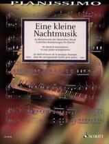 Eine Kleine Nachtmusik Partition Piano - laflutedepan.com