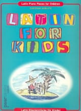Latin For Kids - Carsten Gerlitz - Partition - laflutedepan.com