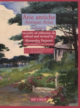 Alessandro Parisotti - Arie Antiche Volume 2 2 CD - Sheet Music - di-arezzo.co.uk