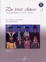 Hervé Magnan - From any choir Volume 1 - Sheet Music - di-arezzo.com