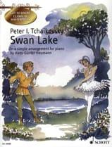Swan Lake Piotr Illitch Tchaikovsky Partition Piano - laflutedepan.com