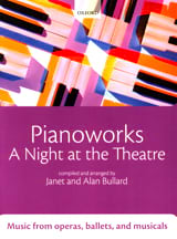 Pianoworks. A Night At The Theatre Partition laflutedepan.com