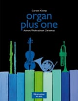Organ Plus One. Noël Carsten Klomp Partition Orgue - laflutedepan