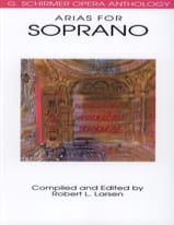- Opera Anthology: Arias Pour Soprano - Partition - di-arezzo.ch
