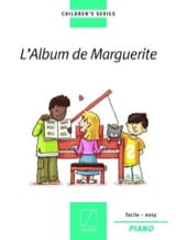 L'album de Marguerite - Partition - Piano - laflutedepan.com