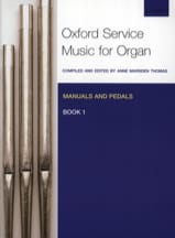 Oxford Service Music For Organ. Volume 1 Partition laflutedepan.com