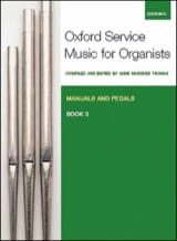 Oxford Service Music For Organ. Volume 3 Partition laflutedepan.com
