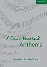 Alan Bullard - Anthems - Partition - di-arezzo.fr