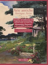 Alessandro Parisotti - Arie Antiche Volume 4 2 CD - Sheet Music - di-arezzo.co.uk