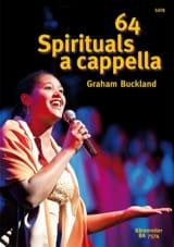 64 Spirituals A Cappella - Partition - Chœur - laflutedepan.com