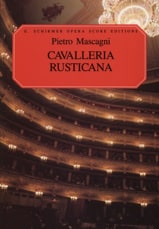Pietro Mascagni - Cavalleria Rusticana - Sheet Music - di-arezzo.co.uk