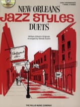 William Gillock - New Orleans Jazz Styles Duets - Partition - di-arezzo.fr