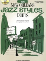 More New Orleans Jazz Styles Duets William Gillock laflutedepan.com