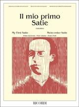 Il Mio Primo Volume 1 Erik Satie Partition Piano - laflutedepan.com