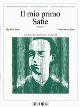 Il Mio Primo Volume 2 Erik Satie Partition Piano - laflutedepan.com