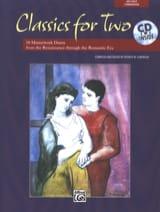 - Classics For Two - Sheet Music - di-arezzo.com