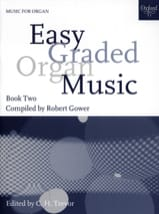 Easy Graded Organ Music Volume 2 Partition Orgue - laflutedepan.com