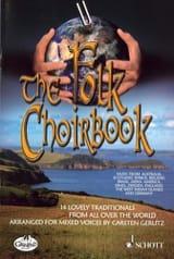 The Folk Choirbook Partition Chœur - laflutedepan.com