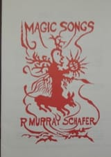 Magic Songs TTBB Raymond Murray Schäfer Partition laflutedepan.com
