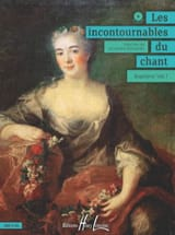 Jacqueline Bonnardot - The Incontournables Of Chant - Soprano Volume 1 - Sheet Music - di-arezzo.co.uk