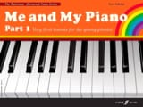Waterman Fanny / Harewood Marion - Me And My Piano Part 1 - Partition - di-arezzo.fr