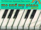 Waterman Fanny / Harewood Marion - Me And My Piano Vol 2 - Partition - di-arezzo.fr