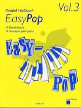 Easy Pop Volume 3 - Daniel Hellbach - Partition - laflutedepan.com
