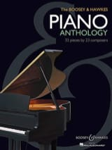 The Boosey & Hawkes Piano Anthology Partition laflutedepan.com