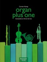 Organ Plus One Carsten Klomp Partition Orgue - laflutedepan.com