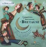 Comptines et Berceuses de Bretagne Livre laflutedepan.com