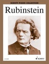 Piano Collection - Anton Rubinstein - Partition - laflutedepan.com