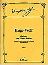 Gedichte Von Eduard Morïke Volume 2 Hugo Wolf laflutedepan.com