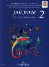 Più Forte Volume 2 Partition Piano - laflutedepan.com