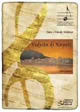Jean-Claude Soldano - Veduta Di Napoli - Partition - di-arezzo.fr