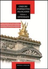 Choeur D'opérettes Françaises Volume 2 laflutedepan.com