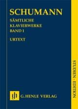 Oeuvre Pour Piano Volume 1 - Edition de Poche laflutedepan.com